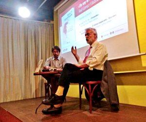 Eduardo Moga, Whitman y yo en Altair Barcelona